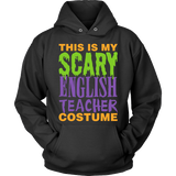 English - Halloween Costume - Hoodie / Black / S - 4