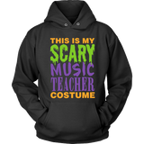 Music - Halloween Costume - Hoodie / Black / S - 4