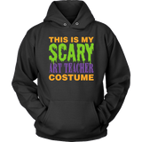 Art - Halloween Costume - Hoodie / Black / S - 4