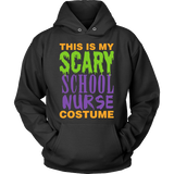 Nurse - Halloween Costume - Hoodie / Black / S - 4