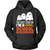 School Bus Driver - Halloween GhostT-shirt - Keep It School - 4