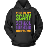 Counselor - Halloween Costume - Hoodie / Black / S - 4