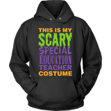 Special Education - Halloween Costume - Hoodie / Black / S - 4