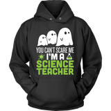 Science - Halloween Ghost - Hoodie / Black / S - 4