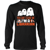 Librarian - Halloween GhostT-shirt - Keep It School - 3