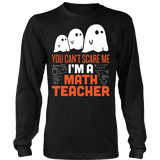 Math - Halloween GhostT-shirt - Keep It School - 3