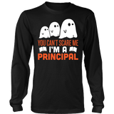 Principal - Halloween Ghost - District Long Sleeve / Black / S - 3