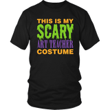 Art - Halloween Costume - District Unisex Shirt / Black / S - 2