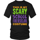 Counselor - Halloween Costume - District Unisex Shirt / Black / S - 2