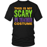 Phys Ed - Halloween Costume - District Unisex Shirt / Black / S - 1