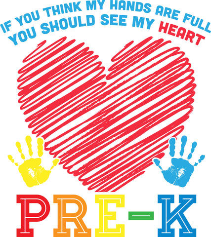 Preschool - Full Heart - Keep It School - 3