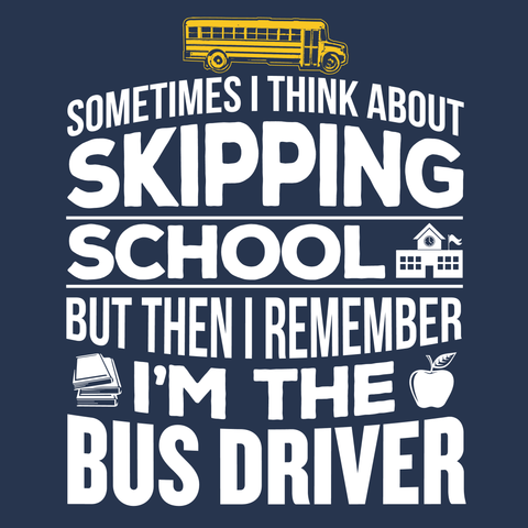 School Bus Driver - Skipping -  - 14