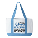Science - Superpower - White / Light Blue - 2
