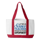 Science - Superpower - White / Red - 3
