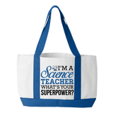 Science - Superpower - White / Royal - 1