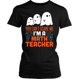 Math - Halloween GhostT-shirt - Keep It School - 2