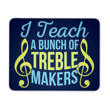 Music - Treble Makers Mousepad - Mousepad - 1