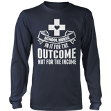 Nurse - Outcome - District Long Sleeve / Navy / S - 10