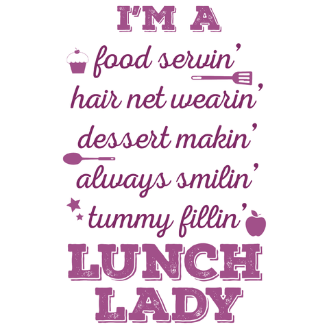Lunch Lady - Poem -  - 2