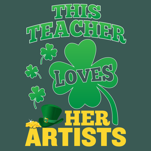 Art - St. Patrick's Artists -  - 13