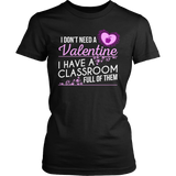 Special Education - Classroom Full - District Made Womens Shirt / Black / S - 3