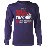 Phys Ed - Cooler - District Long Sleeve / Purple / S - 11