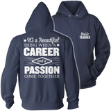 Music - Beautiful Thing - Hoodie / Navy / S - 13