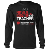 Phys Ed - Cooler - District Long Sleeve / Black / S - 9