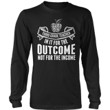 Third Grade - Outcome - District Long Sleeve / Black / S - 9