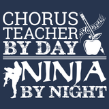Chorus - Teacher By Day -  - 14