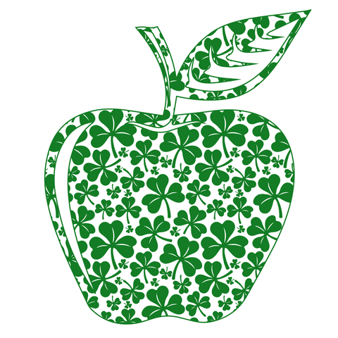 Teacher - Apple Clovers - Broken -  - 14