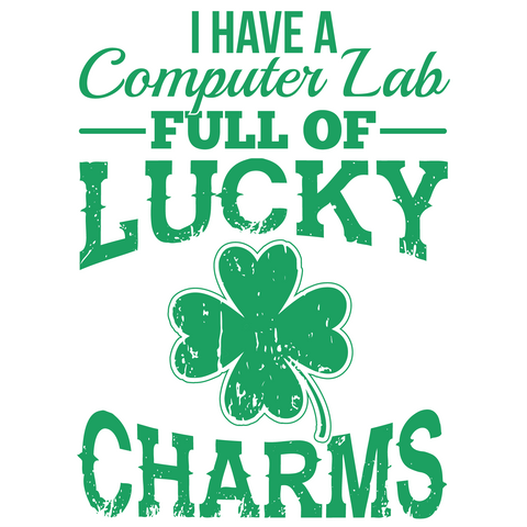Computer - Lucky Charms -  - 12