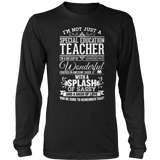 Special Education - Big Cup - District Long Sleeve / Black / S - 9