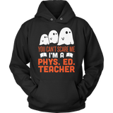 Phys Ed - Ghosts - Hoodie / Black / S - 10