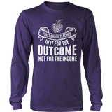 First Grade - Outcome - District Long Sleeve / Purple / S - 11