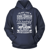 Counselor - Big Cup - Hoodie / Navy / S - 13
