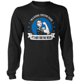 Crossing Guard - Not For The Weak - District Long Sleeve / Black / S - 9