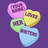 English - Candy Hearts -  - 15