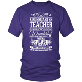 Kindergarten - Big Cup - District Unisex Shirt / Purple / S - 7