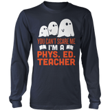 Phys Ed - Ghosts - District Long Sleeve / Navy / S - 8