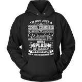 Counselor - Big Cup - Hoodie / Black / S - 12