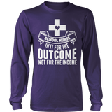 Nurse - Outcome - District Long Sleeve / Purple / S - 11
