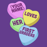 First Grade - Candy Hearts -  - 15
