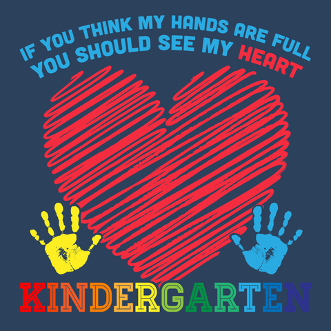 Kindergarten - Full Heart -  - 5