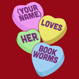 Librarian - Candy Hearts -  - 15
