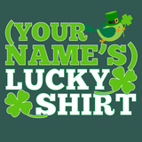 Teacher - Lucky Shirt -  - 13
