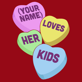 Lunch Lady - Candy Hearts -  - 15