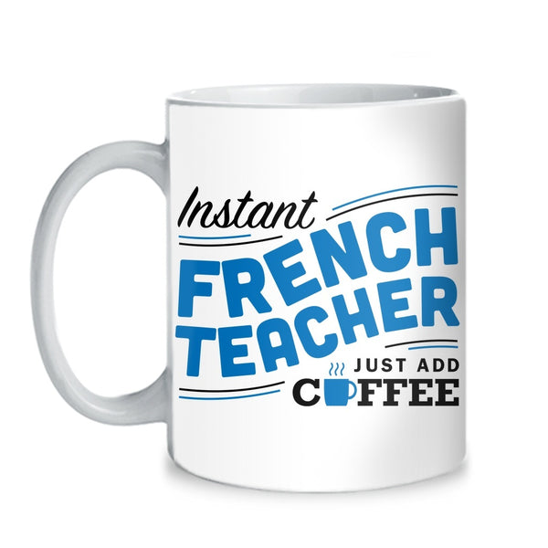 French - Instant - Mug (11 oz) - 1