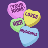 Music - Candy Hearts -  - 15
