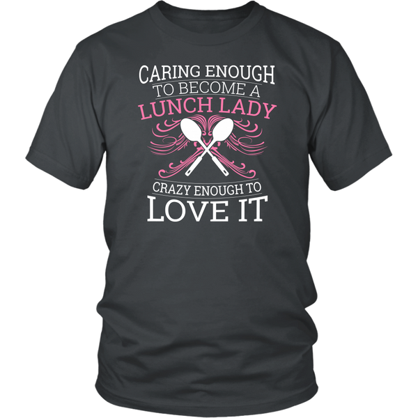 caring enough front